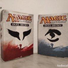 Juegos Antiguos: CARTAS MAGIC THE GATHERING / DOS MAZOS DUEL DECKS - GENIAL ESTADO. Lote 287658743