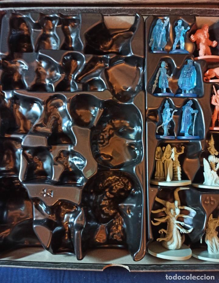 Juegos Antiguos: Juego de mesa FOLKLORE Tehe Afficion con archivador de cajones - Foto 15 - 288081873
