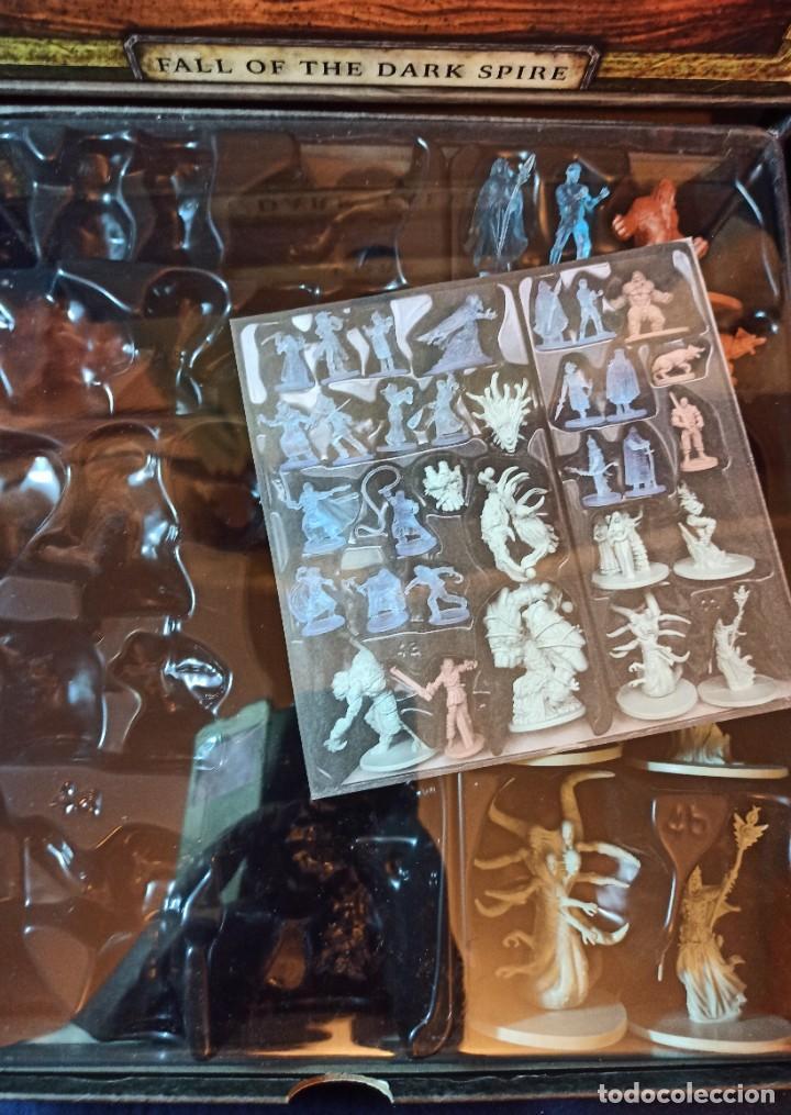 Juegos Antiguos: Juego de mesa FOLKLORE Tehe Afficion con archivador de cajones - Foto 16 - 288081873