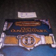 Juegos Antiguos: MANUAL DUNGEONS DRAGONS GUÍA DEL DUNGEON MÁSTER LIBRO REGLAS BASICO 2 DYVIR WIZARDS TAPA DURA. Lote 288394228