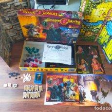Juegos Antiguos: DRAGON STRIKE DE BORRÁS. Lote 288408018