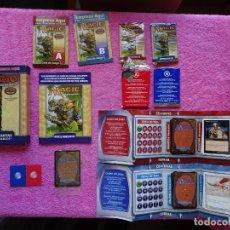 Juegos Antiguos: MAGIC EL ENCUENTRO PRINCIPIANTES JUEGO DE CARTAS INTERCAMBIABLES WIZARDS OF THE COAST 2000. Lote 288465323
