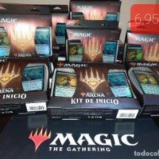 Juegos Antiguos: MAGIC THE GATHERING ARENA 2021 KIT DE INICIO.. Lote 288539718