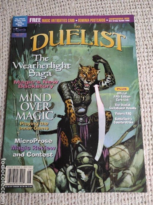 DUELIST, THE - Nº 17 JUNE 1997 - WIZARDS MAGIC - EDICION EN INGLES (Juguetes - Rol y Estrategia - Otros)