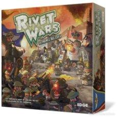 Juegos Antiguos: RIVET WARS EAST FRONT (FRENTE DEL ESTE) JUEGO DE MESA ESPAÑOL NUEVO. Lote 289205108
