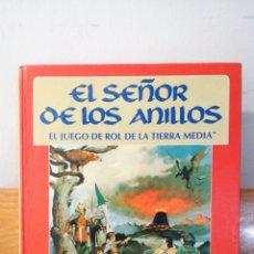 Juegos Antiguos: EL SENOR DE LOS ANILLOS ~ EL JUEGO DE ROL DE LA TIERRA MEDIA. Lote 293477723