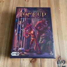 Juegos Antiguos: JUEGO DE MESA - LOCKUP - GEN-X GAMES - ROLL PLAYER. Lote 293842823