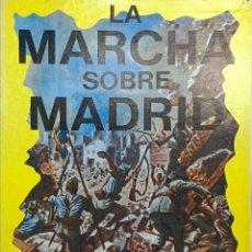 Juegos Antiguos: LA MARCHA SOBRE MADRID 1936 - (TYR S.A. WARGAME VINTAGE). Lote 293880128