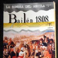 Juegos Antiguos: JUEGO ESTRATEGIA ANTIGUO LUDOPRESS 1994 - BAILÉN 1808 - BATALLA JUEGO GUERRA WARGAME! FICHAS MAPA. Lote 294373173