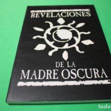 Juegos Antiguos: LIBRO DE ROL: VAMPIRO LA MASCARADA. REVELACIONES DE LA MADRE OSCURA (LA FACTORÍA). Lote 295510373