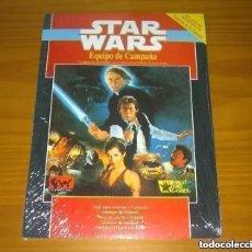 Juegos Antiguos: STAR WARS EL JUEGO DE ROL EQUIPO DE CAMPAÑA (PANTALLA DEL DIRECTOR DE JUEGO) JOC 405 PRECINTADO. Lote 295549278