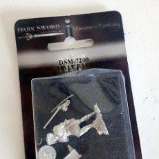 Juegos Antiguos: BÁRBARO JOVEN ESPADA MINIATURAS FANTASY DARK SWORD G GOUNION 2005. Lote 296026833