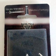 Juegos Antiguos: MINIATURA METAL WESTIH HIGHLANDER FANTASY DARK SWORD D SUMMERS 2005. Lote 296027548