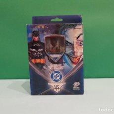 Juegos Antiguos: VS SYSTEM TRADING CARD GAME DC BATMAN JUEGO DE CARTAS. Lote 296698473