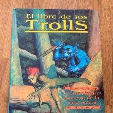 Juegos Antiguos: ¡¡LIQUIDACION!! - EL LIBRO DE LOS TROLLS - JOC INTERNACIONAL - TAPA DURA - DIFICIL - GCH. Lote 296965048