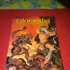 Juegos Antiguos: GLORANTHA - SUPLEMENTO PARA RUNE QUEST - COMO NUEVA - AÑO 1990. Lote 297111393