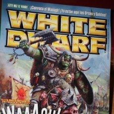 Juegos Antiguos: WHITE DWARF. REVISTA WARHAMMER. Nº 138. Lote 26293535
