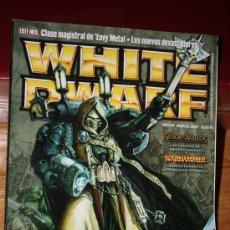 Juegos Antiguos: WHITE DWARF. REVISTA WARHAMMER. Nº 143. Lote 27282846
