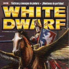 Juegos Antiguos: WHITE DWARF Nº 140 - DICIEMBRE 2006 - REVISTA WARHAMMER. Lote 17444797