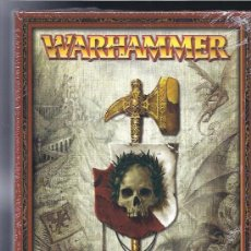 Juegos Antiguos: WARHAMMER LIBRO DE REGLAS. Lote 17538570
