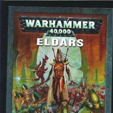 Juegos Antiguos: WARHAMMER 40000 CODEX ELDARS. Lote 17679036