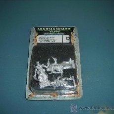 Juegos Antiguos: (M) WARHAMMER 40000 - GROTESCOS ELDARS OSCUROS , NUEVO PARA ESTRENAR, CAJA SEÑALES DE USO . Lote 22511624