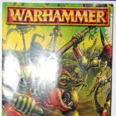 Juegos Antiguos: MAPA EL MUNDO DE WARHAMMER DE LA COLECCION ALTAYA. Lote 26606863