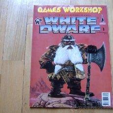 Juegos Antiguos: REVISTA WHITE DWARF NÚMERO 1 -ESPAÑOL- GAMES WORKSHOP - NOVIEMBRE/DICIEMBRE 1993. Lote 119103648