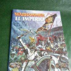 Juegos Antiguos: WARHAMMER EL IMPERIO. Lote 29006126