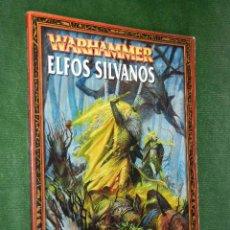 Juegos Antiguos: WARHAMMER ELFOS SILVANOS. Lote 29006150