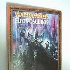 Juegos Antiguos: WARHAMMER. ELFOS OSCUROS. GAMES WORKSHOP.. Lote 30849243