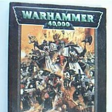 Juegos Antiguos: WARHAMMER 40.000. IN THE GRIM DARKNESS OF THE FAR FUTURE THERE IS ONLY WAR. PLANOS MONTAJE GUARDIAN. Lote 32329851