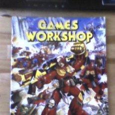 Juegos Antiguos: REVISTA GAMES WORKSHOP WORLD OF HOBBY GAMES EN INGLES 1993 BE (WARHAMMER 40000 ,...ETC) *C16. Lote 32480272