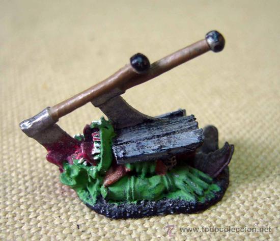 Juegos Antiguos: FIGURA DE PLOMO, WARHAMMER, GW, GAME WORKSHOP - Foto 3 - 35492297