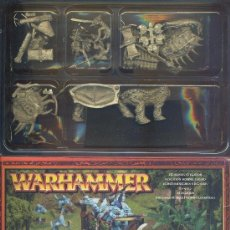 Juegos Antiguos: WARHAMER ESTEGADON. Lote 35043688