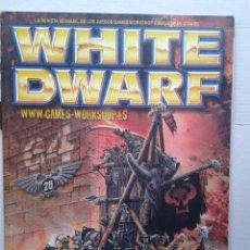 Juegos Antiguos: REVISTA MENSUAL .WHITE DWARF Nº 64- GAMES WORKSHOP WARHAMMER .AGOSTO 2000. Lote 37430366