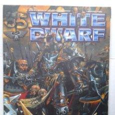 Juegos Antiguos: REVISTA MENSUAL .WHITE DWARF Nº 65- GAMES WORKSHOP WARHAMMER .SEPTIEMBRE 2000. Lote 37430393