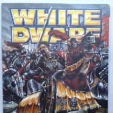 Juegos Antiguos: REVISTA MENSUAL .WHITE DWARF Nº 68- GAMES WORKSHOP WARHAMMER .DICIEMBRE 2000. Lote 37430488