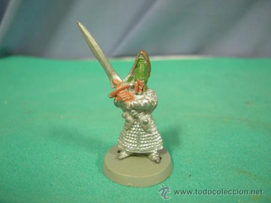 Juegos Antiguos: 3 FIGURAS DE PLOMO, WARHAMMER1992 - Foto 4 - 38203797