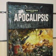Juegos Antiguos: APOCALIPSIS WARHAMMER 40,000 GAMES WORKSHOP. Lote 38292361