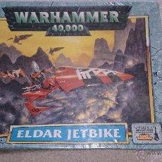 Jeux Anciens: WARHAMMER 40000 ELDAR JETBIKE NUEVO EN CAJA. Lote 39334229