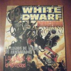 Juegos Antiguos: WHITE DWARF, NUMERO 63 + GOBLIN FANATICO NUMERO 7. Lote 39376727