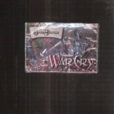 Juegos Antiguos: WAR CRY LA GRAN ALIANZA. Lote 41842043