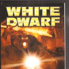 Juegos Antiguos: WHITE DWARF 126. Lote 42771088