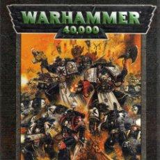 Juegos Antiguos: WARHAMMER 40000 - GAMES WORKSHOP - CJ74. Lote 42985208