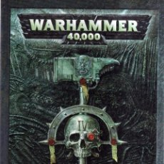 Juegos Antiguos: WARHAMMER 40000 - GAMES WORKSHOP - CJ47. Lote 42985306