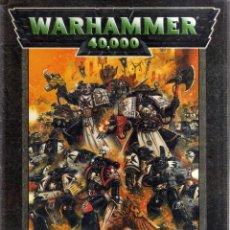 Juegos Antiguos: WARHAMMER 40000 - GAMES WORKSHOP - CJ47. Lote 43007357