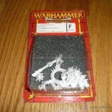 Juegos Antiguos: WARHAMMER. KROXIGOR. HOMBRES LAGARTO F BLISTER NUEVO METAL CITADEL 2002. Lote 44063410