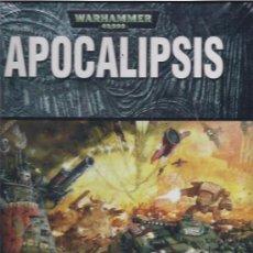 Juegos Antiguos: WARHAMMER 40000 APOCALIPSIS - BATALLAS CATACLÍSMICAS EN EL 41º MILENIO. Lote 44282520