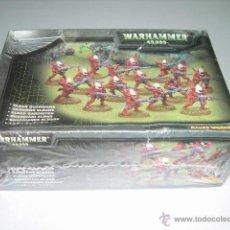 Juegos Antiguos: GUARDIANES ELDARS - WARHAMMER 40000 - GAMES WORKHOP - PRECINTADA. Lote 45078196
